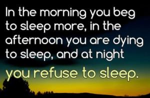 SC sleep